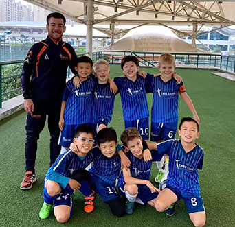 The U8 Elite participated in the 10th Edition of Taizhou Tournament