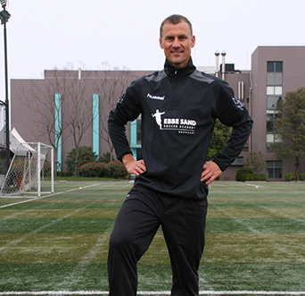 Brøndby legend Ebbe Sand becomes the club's new sports director
