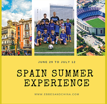 Spain Summer Experience 2019